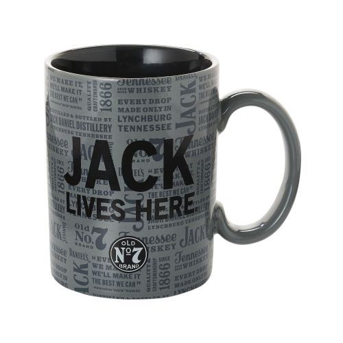 Department 56 Jack Lives Here Mug